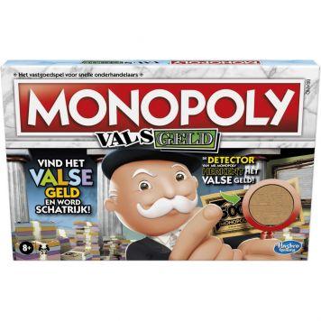 Spel Monopoly Crooked Cash