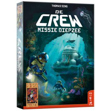 Spel De Crew Missie Diepzee