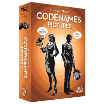 Spel Codenames Pictures