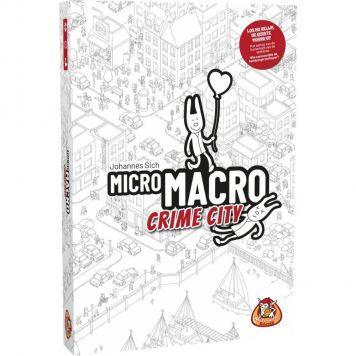 Spel MicroMacro - Crime City
