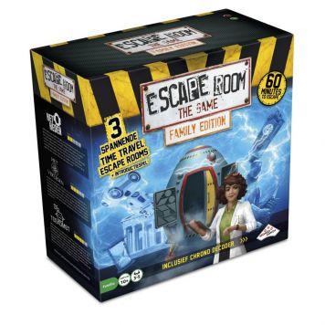 Spel Escape Room Familie Tijdmachine