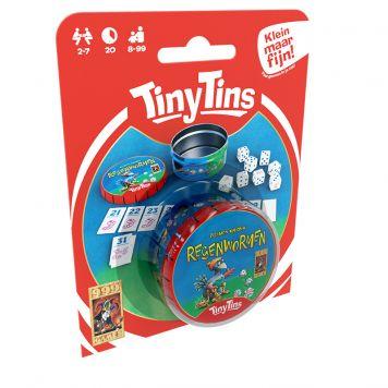 Spel Tiny Tins Regenwormen