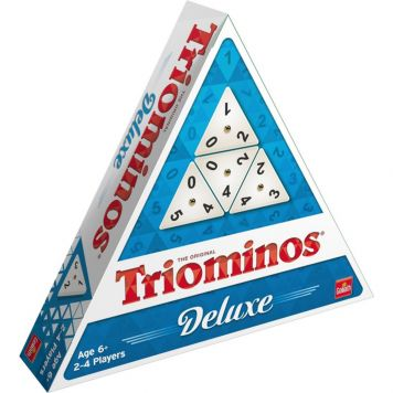 Spel Triominos De Luxe