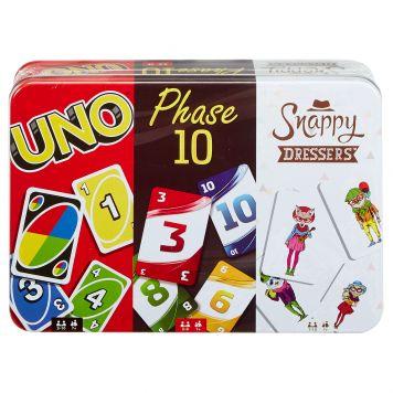 Spel Uno Bundle Collector Tin