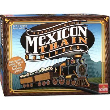 Spel Mexican Train