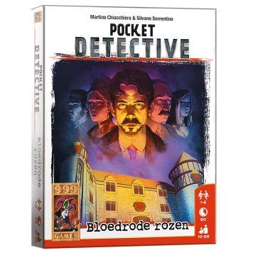 Spel Pocket Detective Bloedrode Rozen