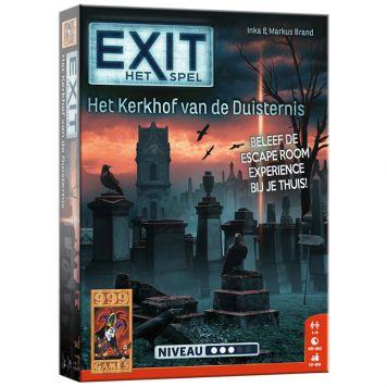 Spel Exit Het Kerkhof Van De Duisternis