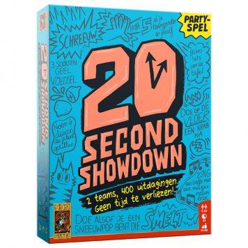 Party Spel 20 Second Showdown
