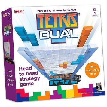Spel Tetris Dual