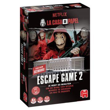 Spel Casa De Papel Escape Game 2