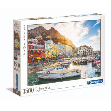 Puzzel High Quality 1500 Stukjes Capri Clementoni