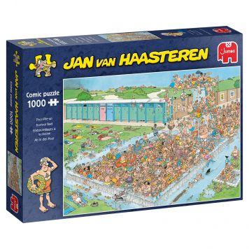 Puzzel Jan Van Haasteren Bomvol Bad 1000 Stukjes