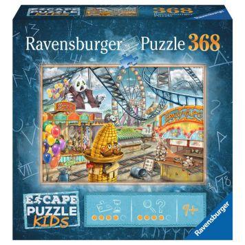 Puzzel Escape Kids Amusement Park 368 Stukjes