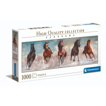 Puzzel High Quality 1000 Stukjes Paarden