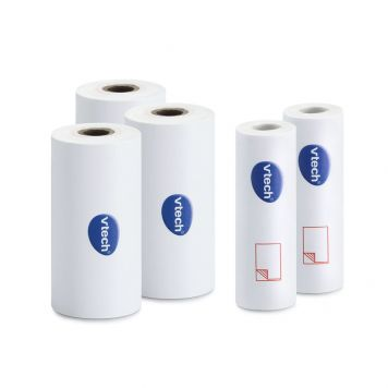 Vtech Kidizoom Print Cam Refill Pack (4 Rolls)