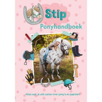 Boek Stip Ponyhandboek