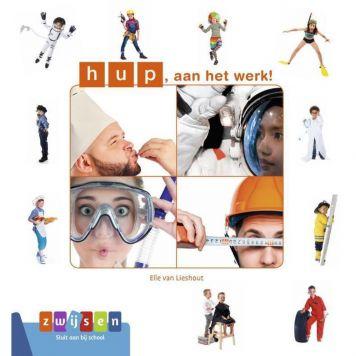 Samenleesboek Hup Aan Het Werk! (Avi Start)