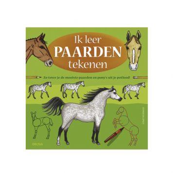 Boek Ik Leer Paarden Tekenen