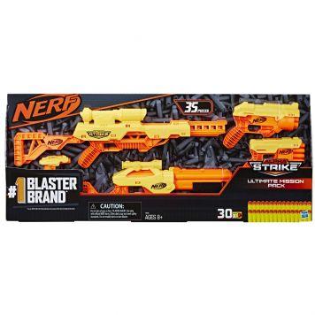 Nerf Alpha Strike Ultimate Mission Pack