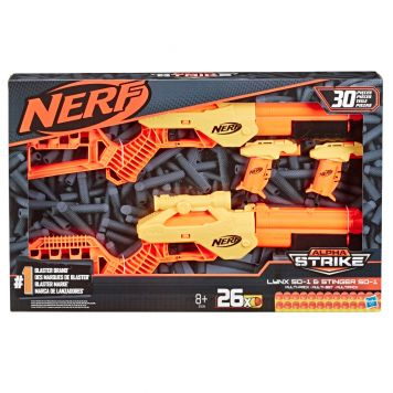 Nerf Alpha Strike Lynx And Stinger