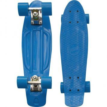 Skateboard Blauw 55 Cm