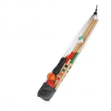 Alert Outdoor Croquet 75 Cm Met Handig Opbergnet