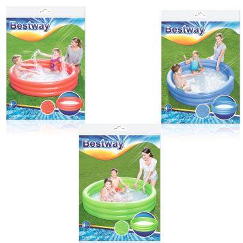 Bestway Kinderzwembad 3 Rings 152 X 30 cm Assorti