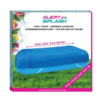 Alert Splash Afdekzeil Rechthoek 200 x 150 x 51 cm
