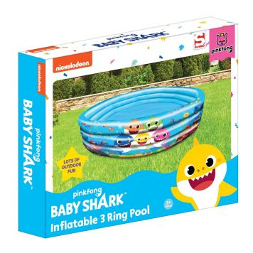 Baby Shark Zwembad 100 Cm