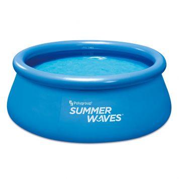 Summer Waves Zwembad Quick Set 244 X 76 cm + filterpomp