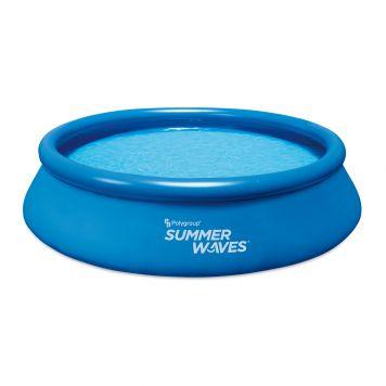 Summer Waves Zwembad Quick Set 366 X 76 cm + filterpomp