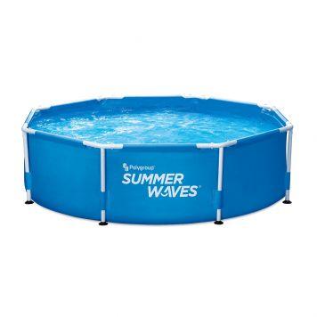 Summer Waves Zwembad Active Frame 244 X 76 cm + filterpomp