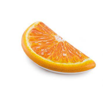 Intex Luchtbed Sinaasappel