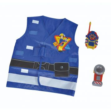 Brandweerman Sam Verkleedset