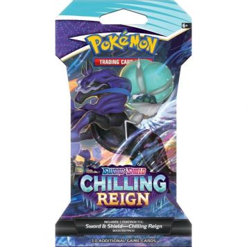 Pokémon Sword & Shield Chilling Reign Sl Booster