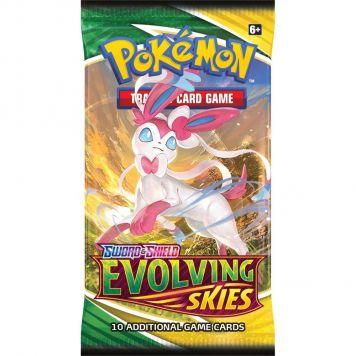 Pokémon TCG Sword & Shield 7  Booster Evolving skies