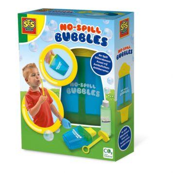SES Knoeivrije Bellenblaaspot Met Mega Bubbles