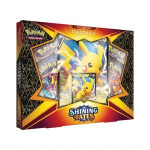Pokémon TCG Shining Fates Pikachu V Box