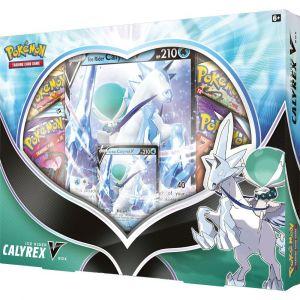 Pokémon Trading Card Game Calyrex V Box Assorti
